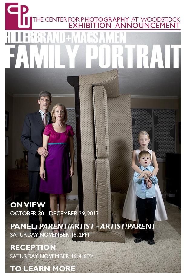 "Hillerbrand+Magsamen ""Family Portrait"""